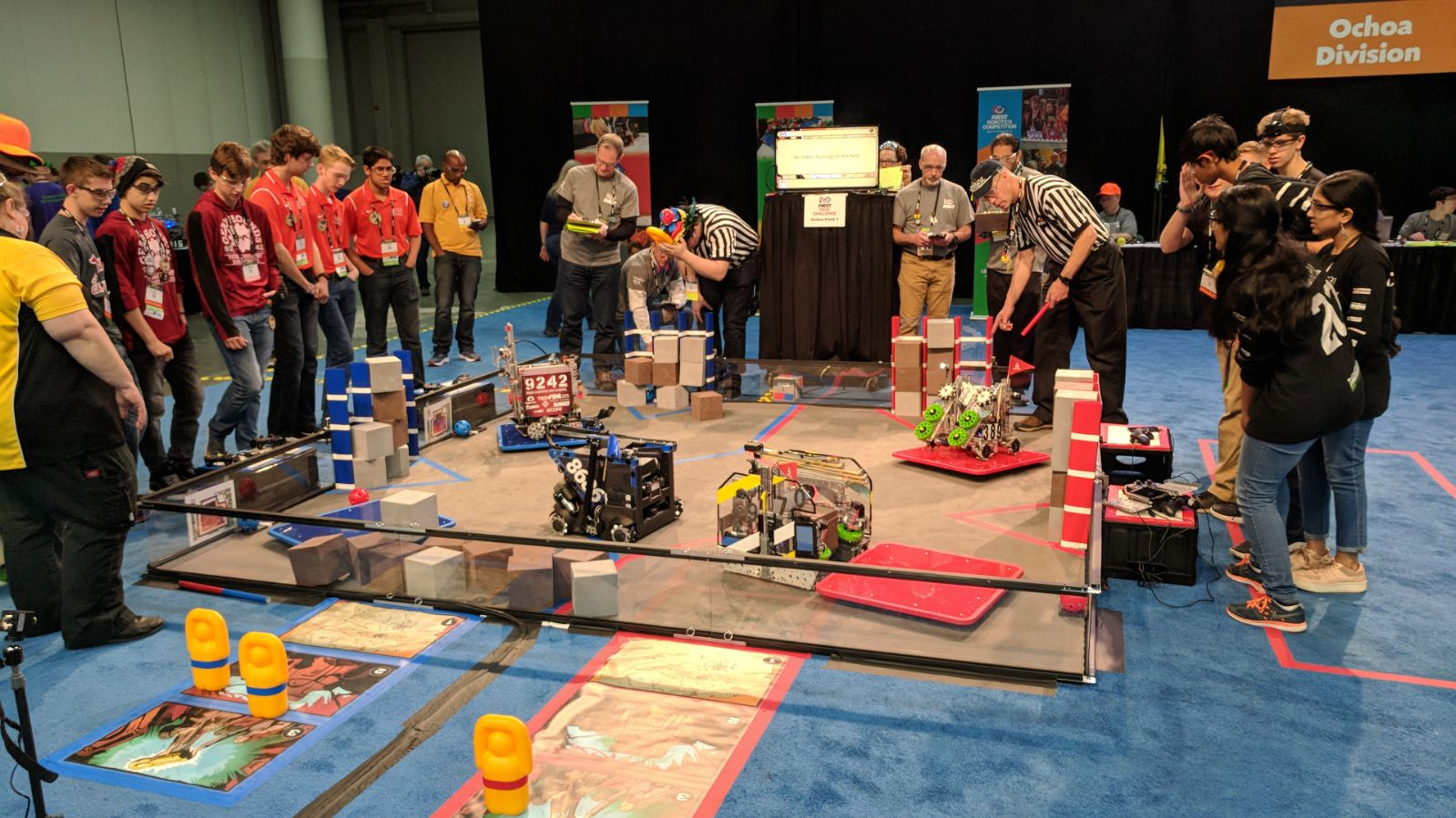 TEECS HIGH SCHOOL ROBOTICS