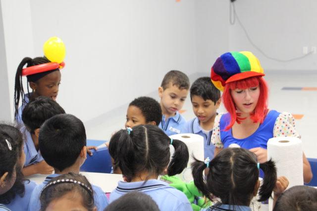 TEECS | First Day of School for Thomas Edison Energy Smart